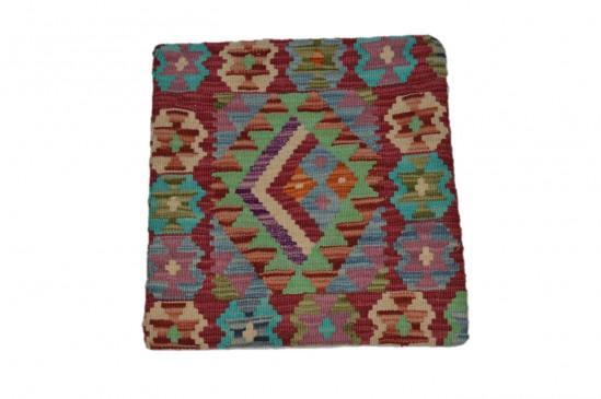 Fodera Cuscino stile afgano  55 misura 45x45 cm