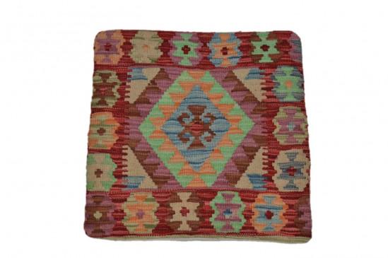 Fodera Cuscino stile afgano  56 misura 45x45 cm