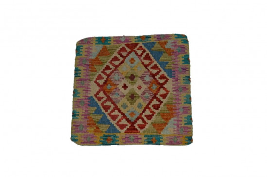 Fodera Cuscino stile afgano  57 misura 45x45 cm