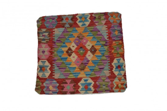Fodera Cuscino stile afgano  58 misura 45x45 cm