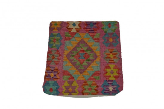 Fodera Cuscino stile afgano  59 misura 45x45 cm