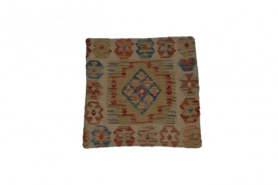 Fodera Cuscino stile afgano  60 misura 45x45 cm