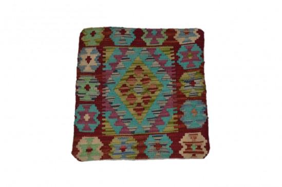 Fodera Cuscino stile afgano  61 misura 45x45 cm