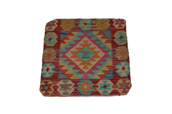 Fodera Cuscino stile afgano  62 misura 45x45 cm