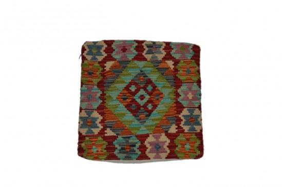 Fodera Cuscino stile afgano  63 misura 45x45 cm