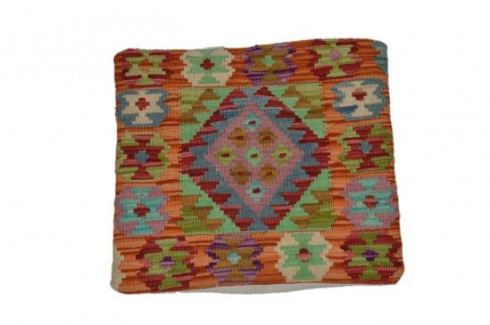 Fodera Cuscino stile afgano  64 misura 45x45 cm