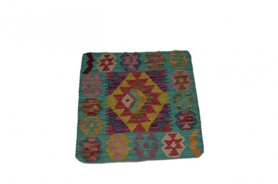 Fodera Cuscino stile afgano  66 misura 45x45 cm