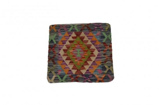 Fodera Cuscino stile afgano  68 misura 45x45 cm