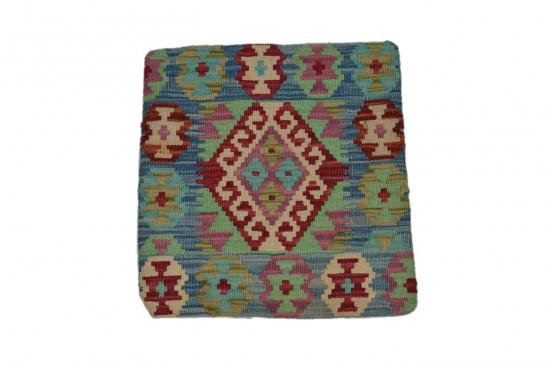 Fodera Cuscino stile afgano  69 misura 45x45 cm