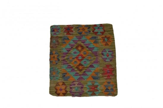 Fodera Cuscino stile afgano  70 misura 45x45 cm