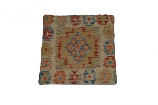 Fodera Cuscino stile afgano  72 misura 45x45 cm