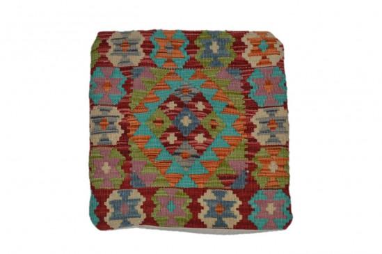 Fodera Cuscino stile afgano  73 misura 45x45 cm