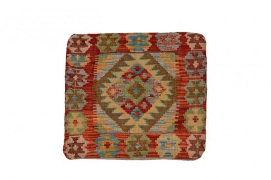 Fodera Cuscino stile afgano  75 misura 45x45 cm