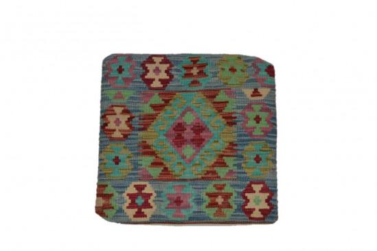 Fodera Cuscino stile afgano  79 misura 45x45 cm