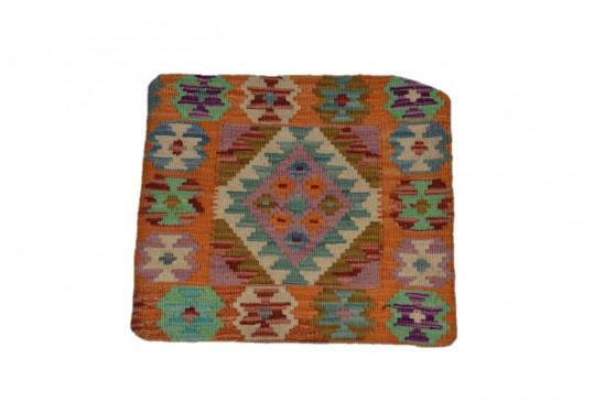 Fodera Cuscino stile afgano  80 misura 45x45 cm
