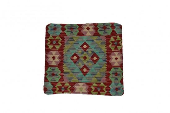 Fodera Cuscino stile afgano  82 misura 45x45 cm