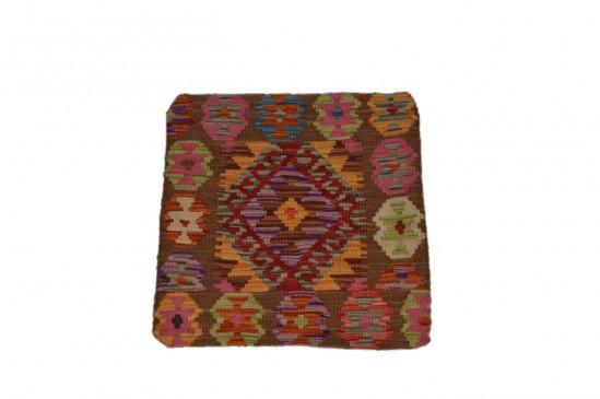 Fodera Cuscino stile afgano  83 misura 45x45 cm