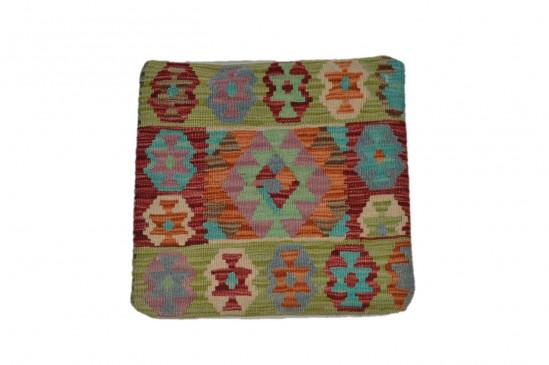 Fodera Cuscino stile afgano  85 misura 45x45 cm