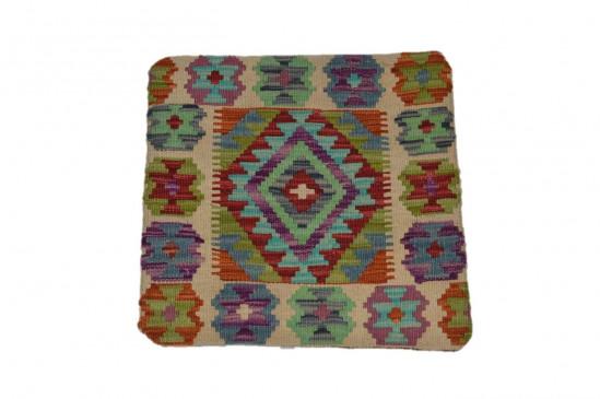 Fodera Cuscino stile afgano  86 misura 45x45 cm