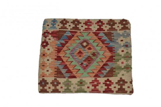 Fodera Cuscino stile afgano  87 misura 45x45 cm