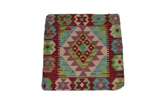 Fodera Cuscino stile afgano  88 misura 45x45 cm