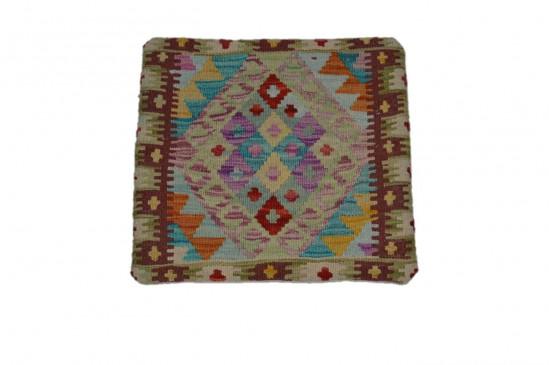 Fodera Cuscino stile afgano  89 misura 45x45 cm