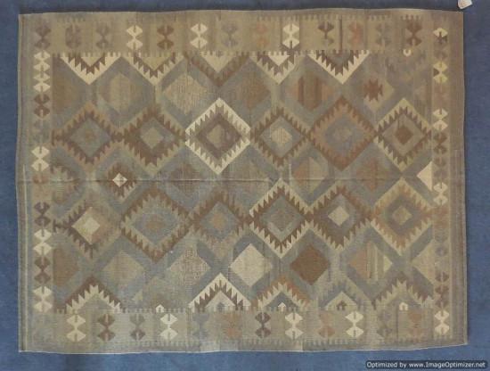 Afghan Kilim 32, Miss Cucci,Dimensione 128x185 cm
