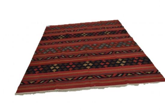 Tappeto Kilim FC73 misura 210x265 cm
