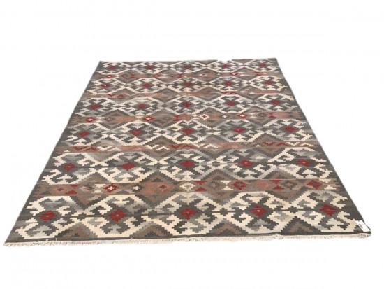 Afghan Kilim 7, Miss Cucci,Dimensione 255x310 cm