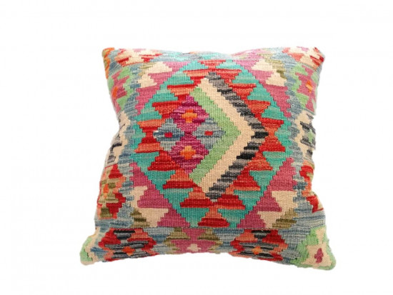 Fodera Cuscino stile afgano  7 misura 45x45 cm