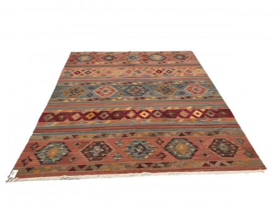 Afghan Kilim 9 Dimensione 255x310 cm