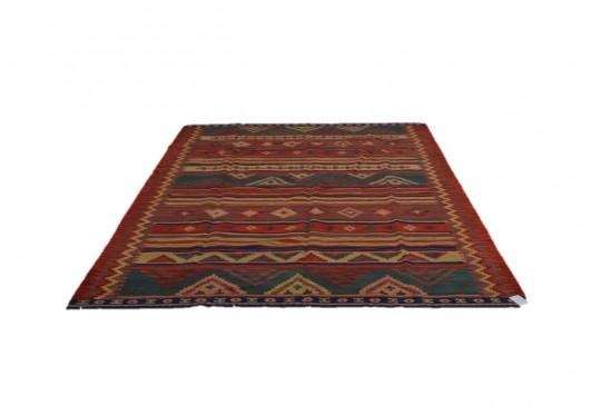 Afghan Kilim 1, Miss Cucci,Dimensione 265x210 cm