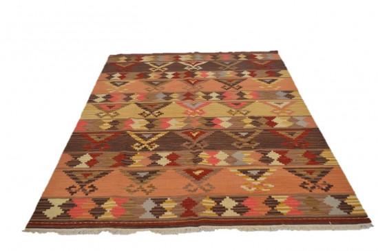 Afghan Kilim 11, Miss Cucci,Dimensione 175x235 cm