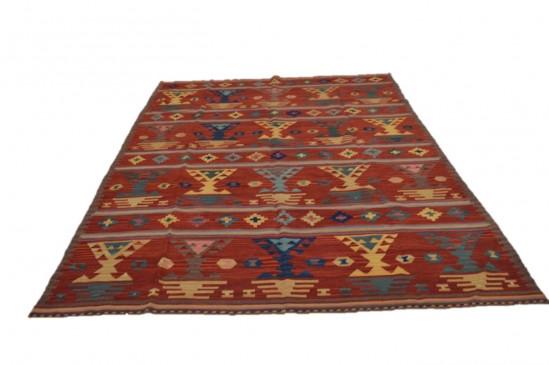 Afghan Kilim 12 265x210 cm