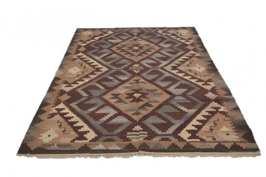 Afghan Kilim 13, Miss Cucci,Dimensione 175x235 cm