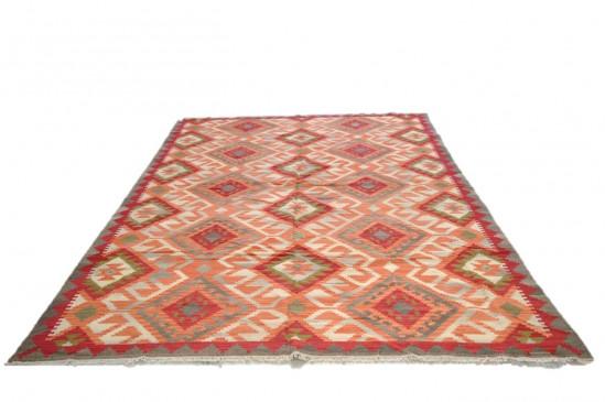 Afghan Kilim 1, Miss Cucci,Dimensione 320x400 cm