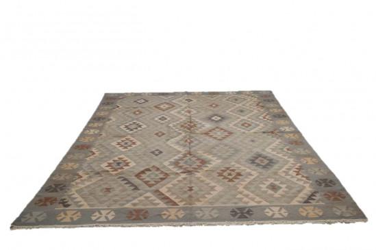 Afghan Kilim 3, Miss Cucci,Dimensione 320x400 cm