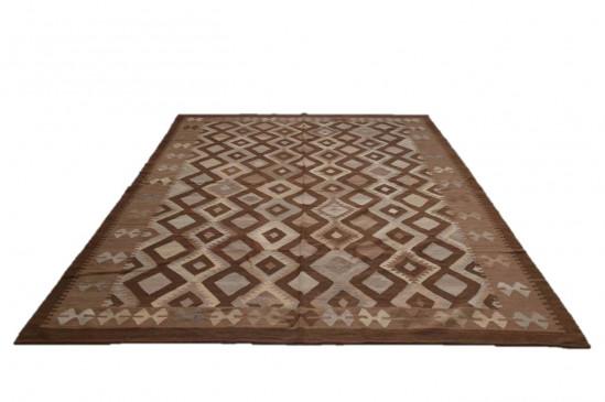 Afghan Kilim 4, Miss Cucci,Dimensione 320x400 cm