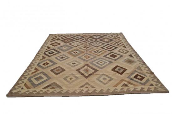 Afghan Kilim 6, Miss Cucci,Dimensione 320x400 cm