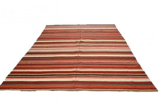 Afghan Kilim 7, Miss Cucci,Dimensione 320x400 cm