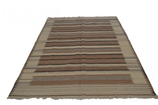 Afghan Kilim 21, Miss Cucci,Dimensione 175x235 cm