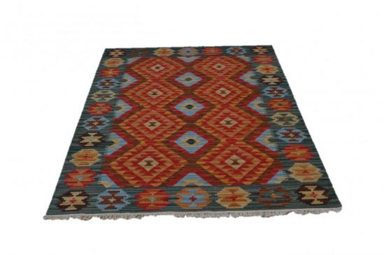 Afghan Kilim 3, Miss Cucci,Dimensione 128x185 cm