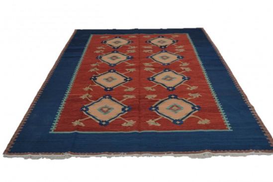 Afghan Kilim 3, Miss Cucci,Dimensione 265x210 cm