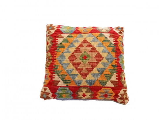 Fodera Cuscino stile afgano 4 misura 45x45 cm