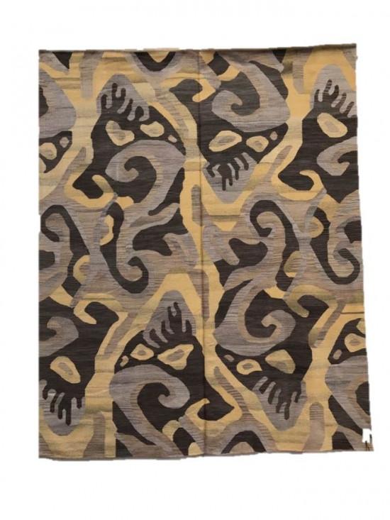 Afghan Kilim 4, Miss Cucci,Dimensione 255x310 cm