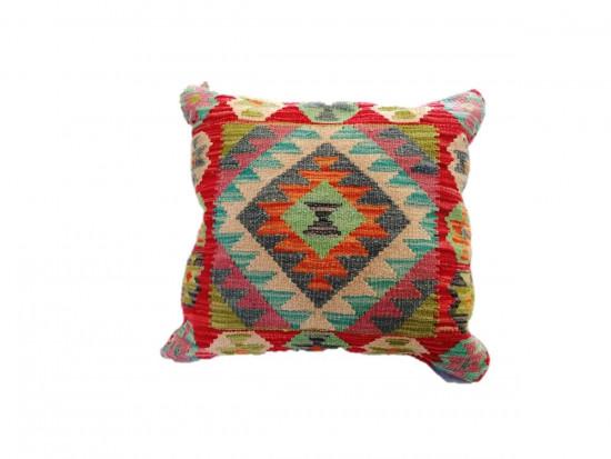 Fodera Cuscino stile afgano  5 misura 45x45 cm