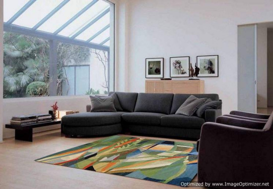 Tappeto Kilim Limin Sumak Moderno, 170x240 cm
