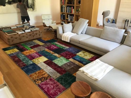 Tappeto Patchwork 509 misura 206x298cm