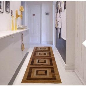 Tappeto Kilim SQBRO per Passatoia - Ideale per Cucine e Corridoi
