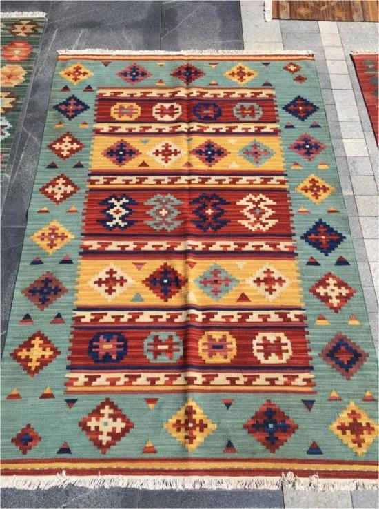 Tappeto Kilim Turkestan SF02